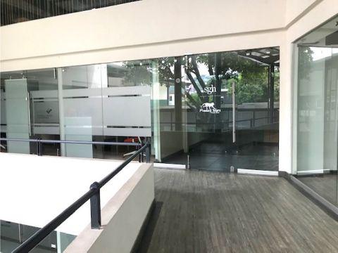 oficina remodelada de 125 m2 oficentro en lindora alquiler