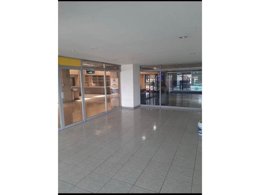 se alquila local comercial en edificio colon paseo colon