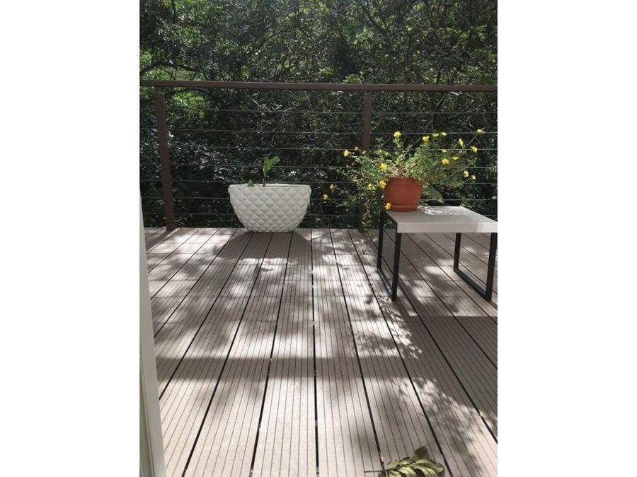 apartamento con vista al bosque en alquiler san nicolas de bari