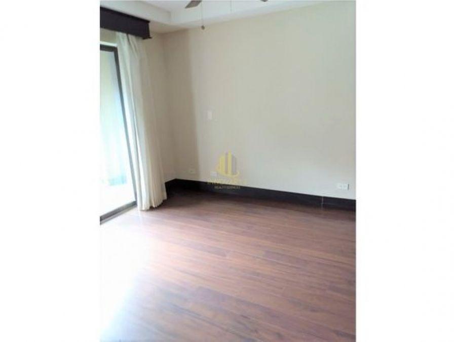 apartamento con linea blanca en alquiler brasil de santa ana