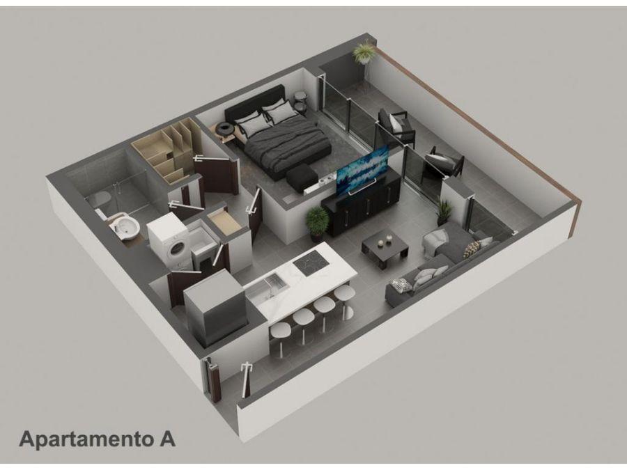 apartamento en pre venta en la uruca