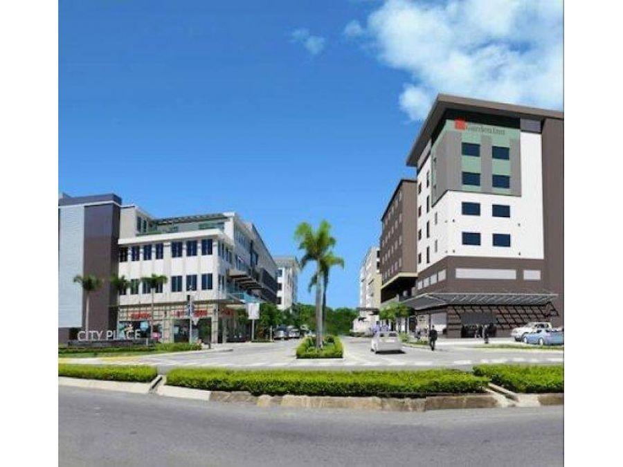 alquiler de oficina de 8385 m2 en city place santa ana