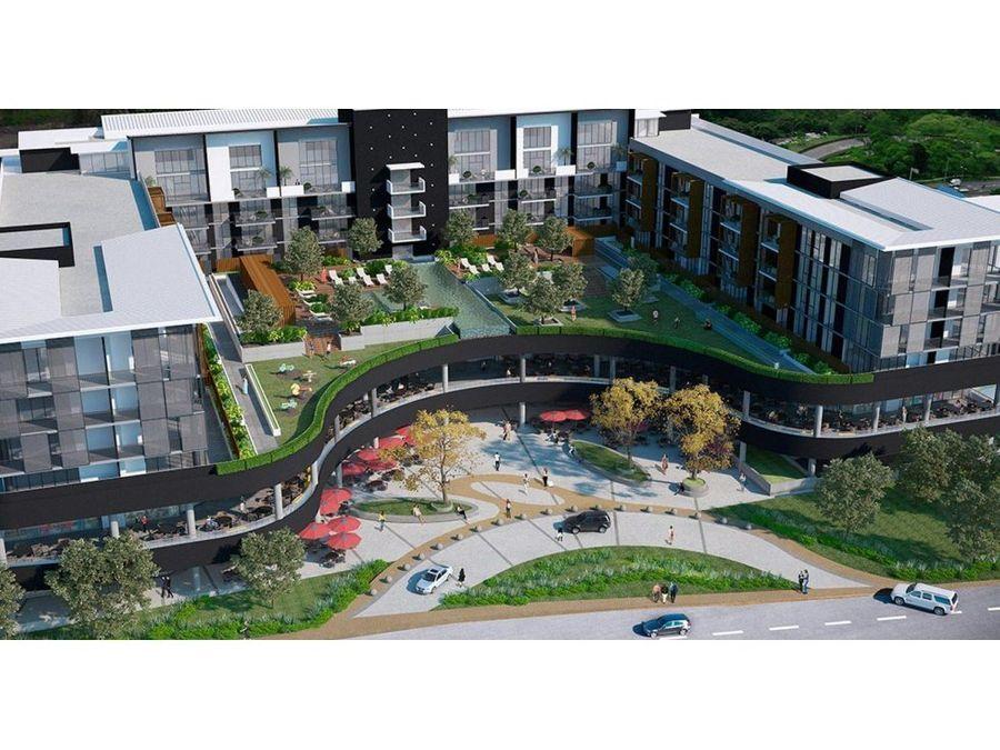 venta de apartamento p inversion escazu village