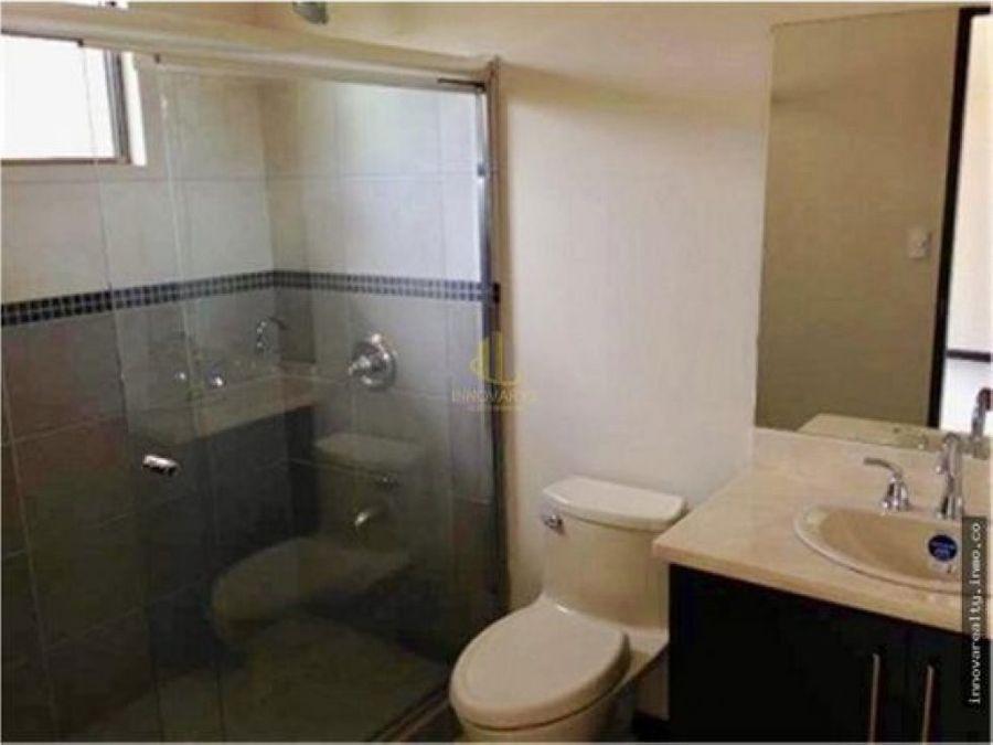 apartamento moderno de 2 habitaciones en alquiler santa ana