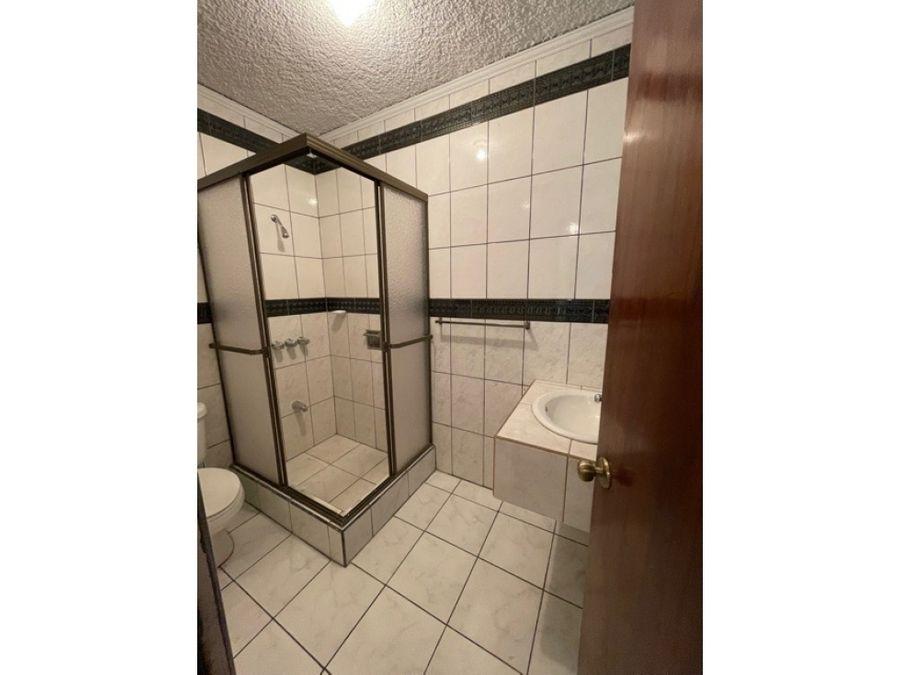 alquiler apartamento 2 cuartos edificio independiente sabana sur