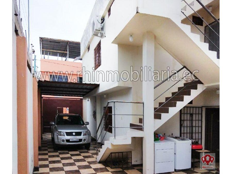 casa rentera en venta al sur de machala mn07