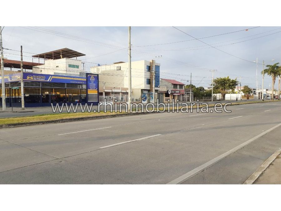 local en alquiler en via principal via puerto bolivar machala mlm07