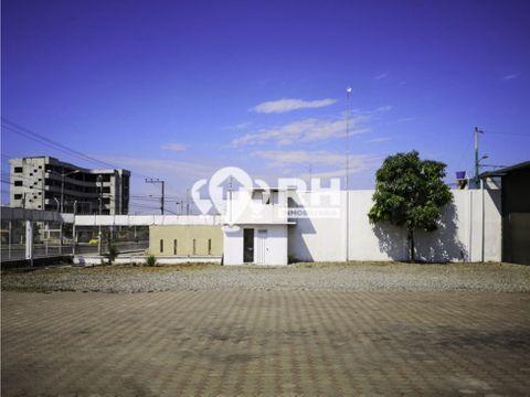 bodega con oficina en venta o alquiler machala 292