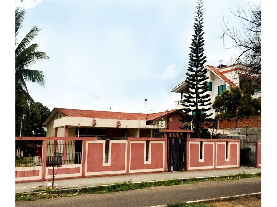 casa en venta av b madero vargas machala msa