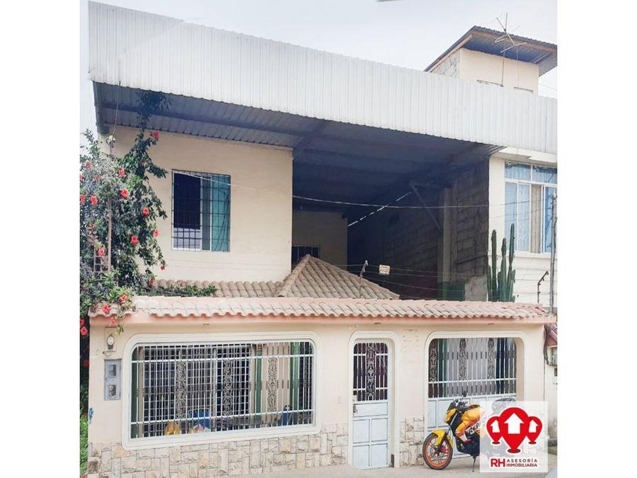 casa rentera en venta en sector del parque ecologico machala 804