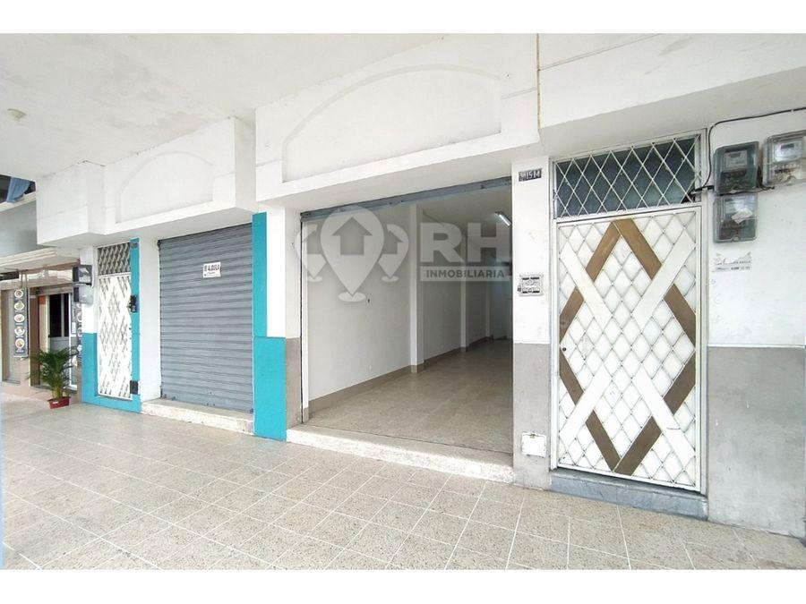 local comercial en alquiler al centro de machala leeo