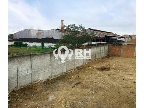 terreno en venta urb porto verdella machala 451
