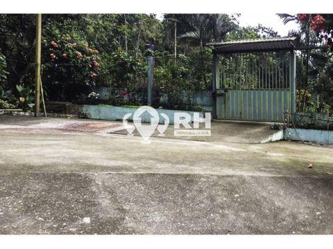 finca con casa en venta de 28 hectarea en saracay pinas 518