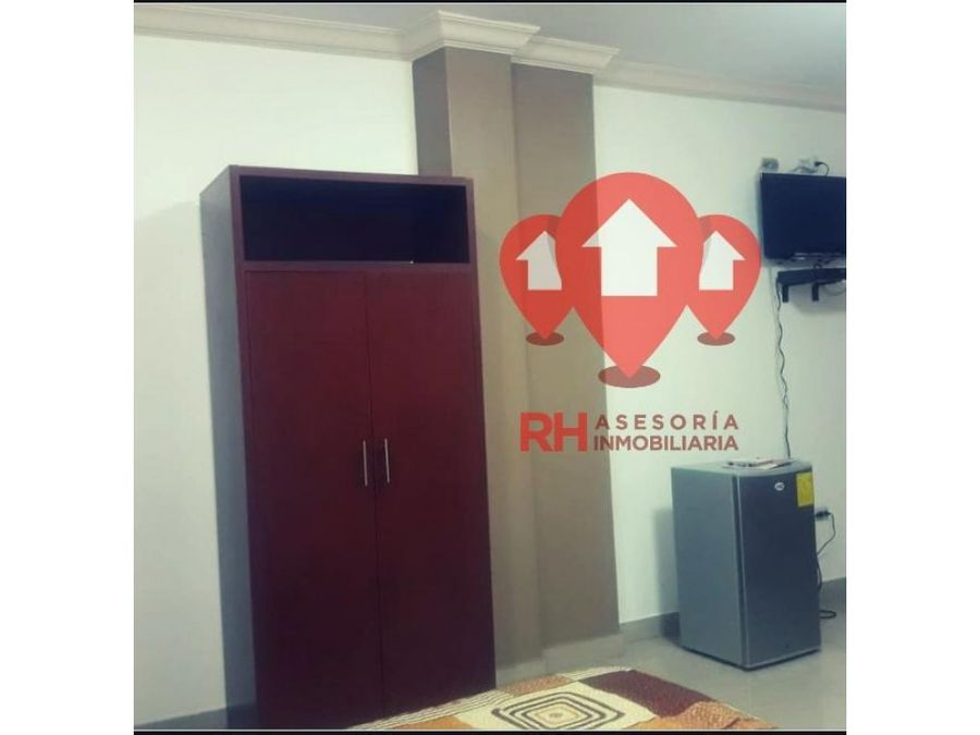 departamento en alquiler centro machala745