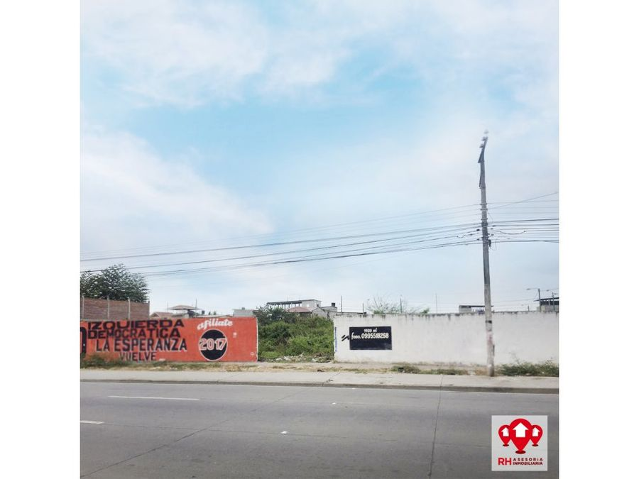 terreno en venta via pto bolivar machala 243