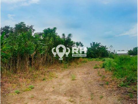 terreno en venta de 30149m2 en la ferroviaria machala 907