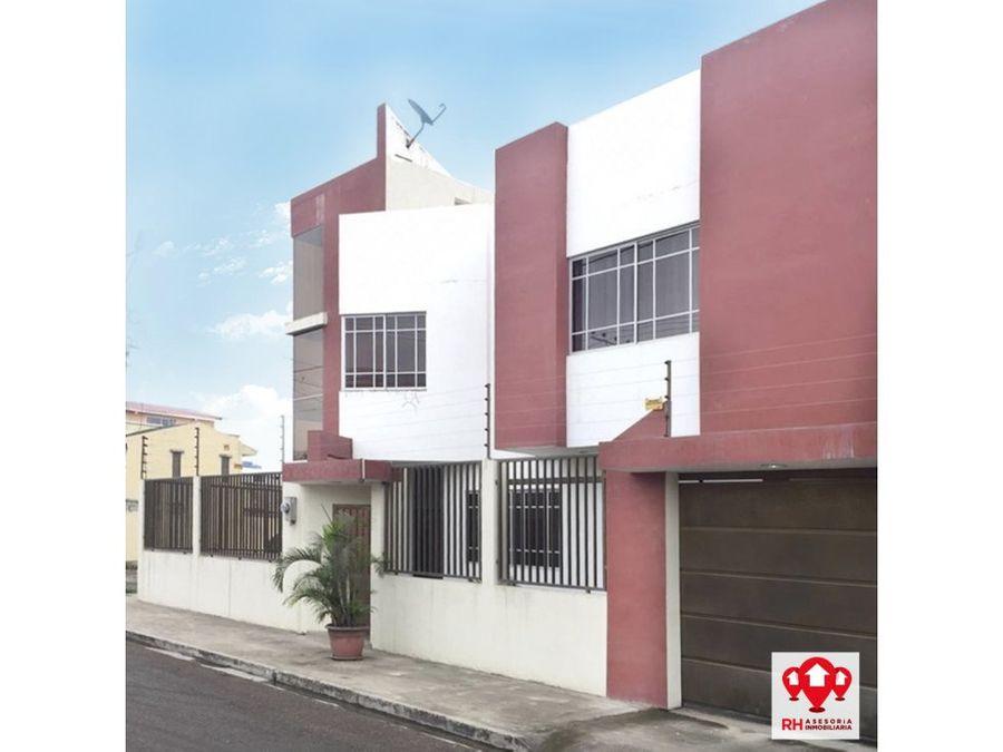 casa en venta en cdla las crucitas machala 725