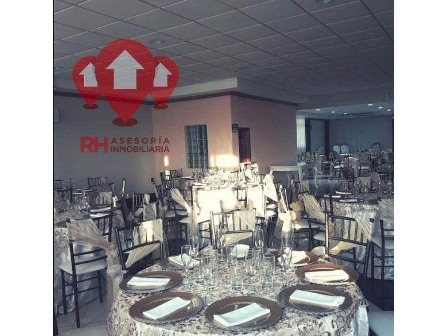 salon de eventos en alquiler centro machala 790