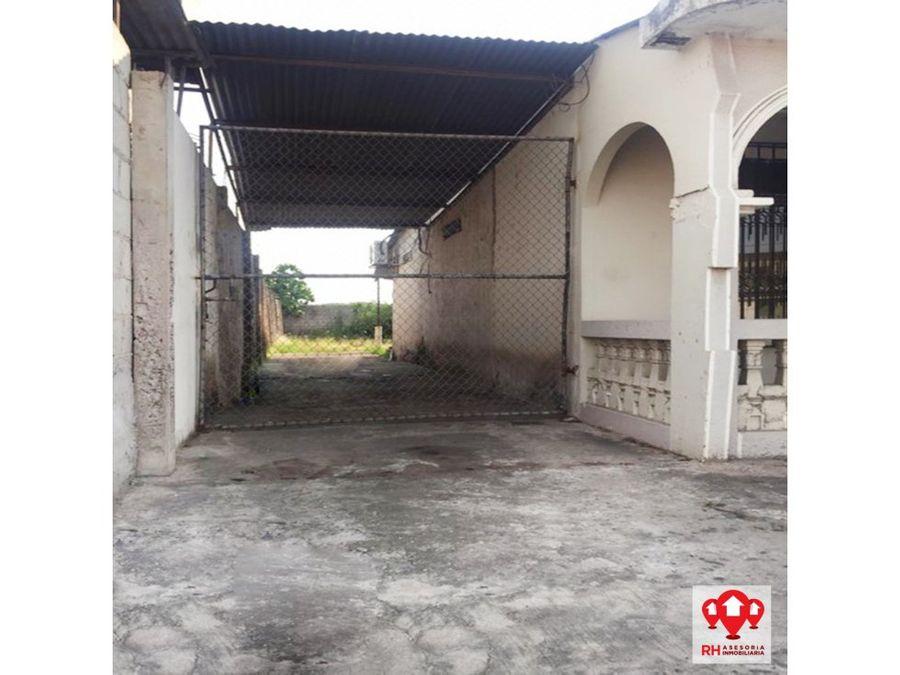 terreno y casa en venta circ sur machala 654