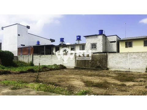 terreno en venta de 140 m2 en sector los lagos pasaje 713