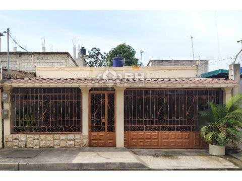 casa en venta en sector ferroviaria machala vaas