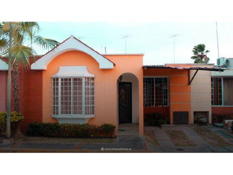 casa en venta en urb privada san patricio machala 12ma