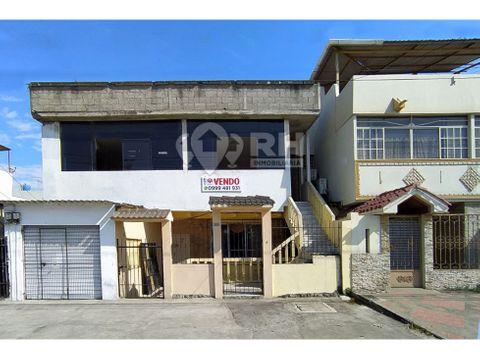 casa rentera en venta via al puerto machala 875