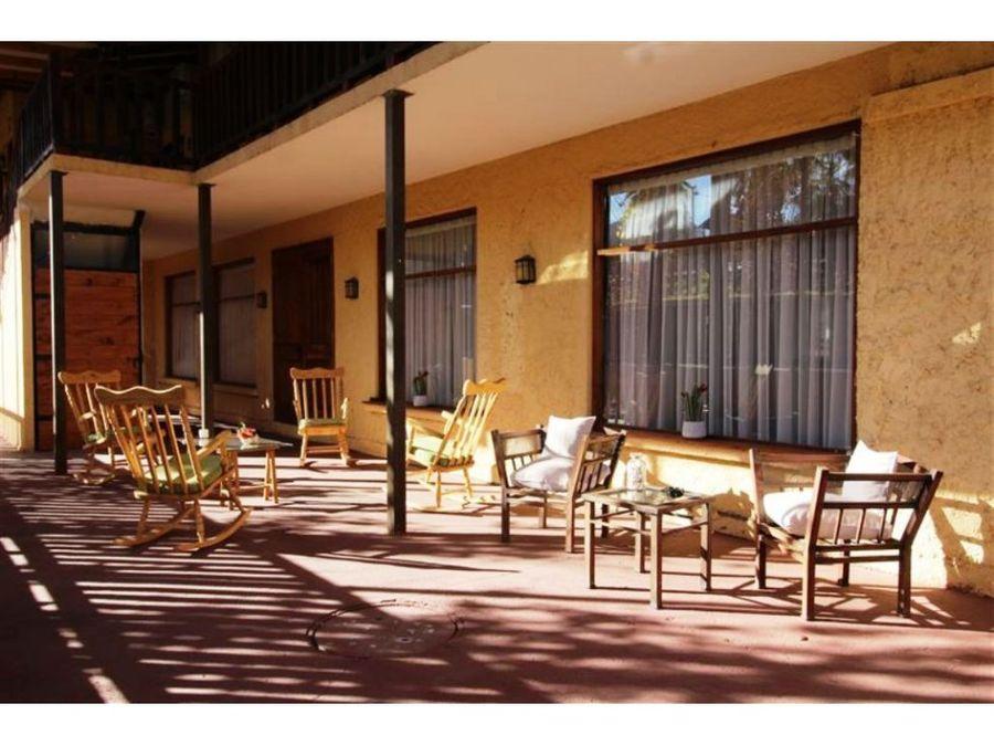 hotel en venta en ovalle