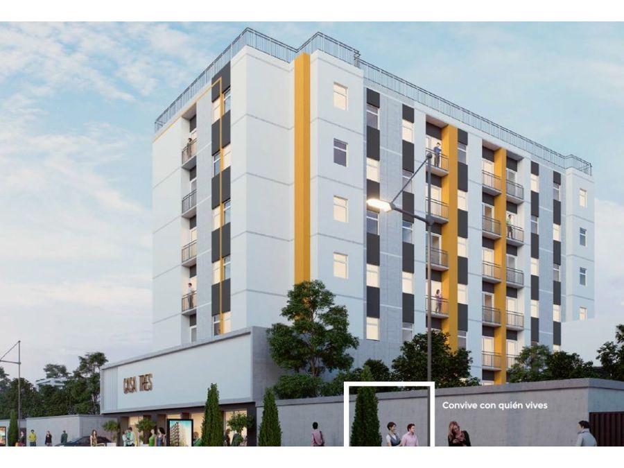 apartamentos edificio casa tres z3 d