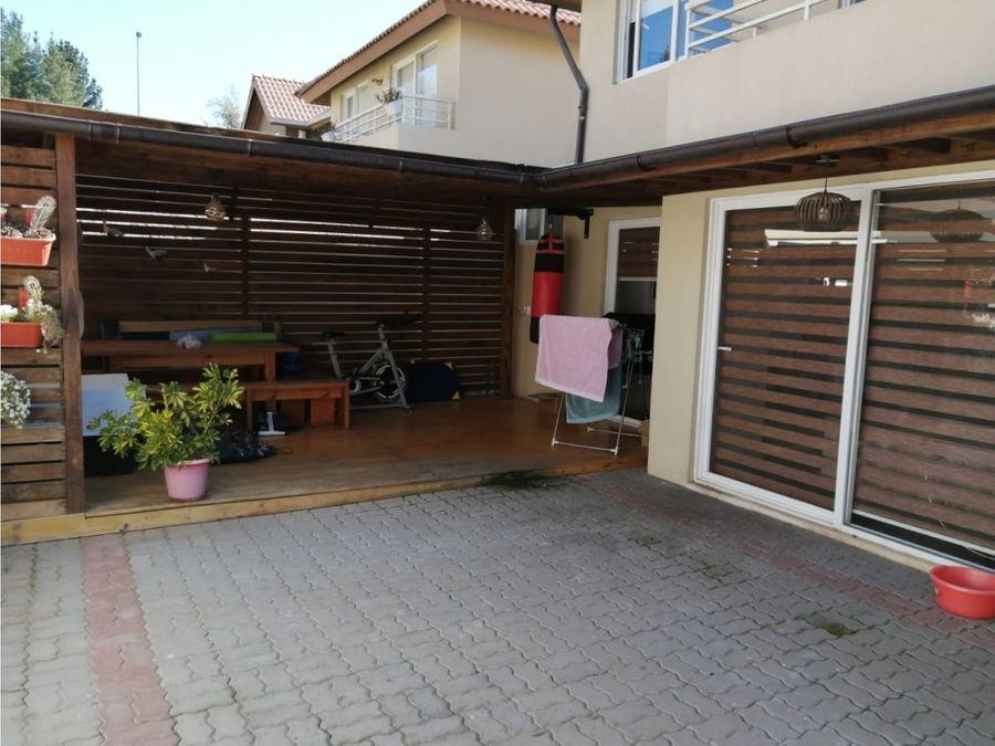 en venta casa en curauma condominio lomas de curauma