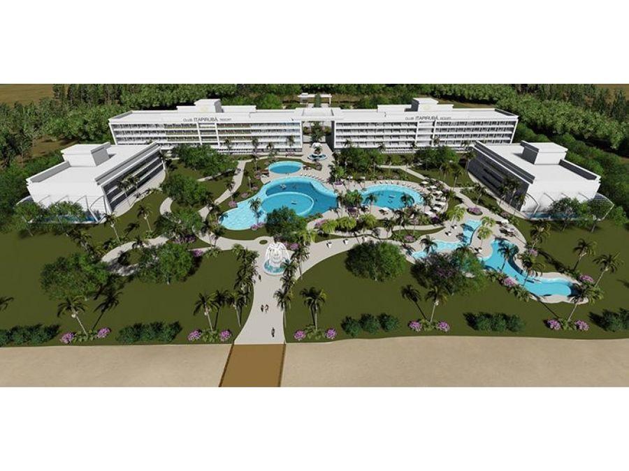 venta de hotel en itapiruba brasil
