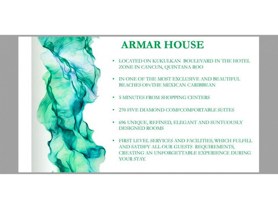 hotel marriott armat house international