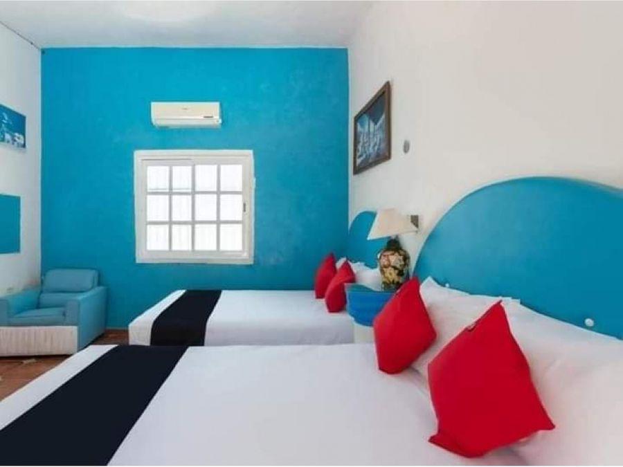 hotel villas chicxulub puerto progreso yucatan