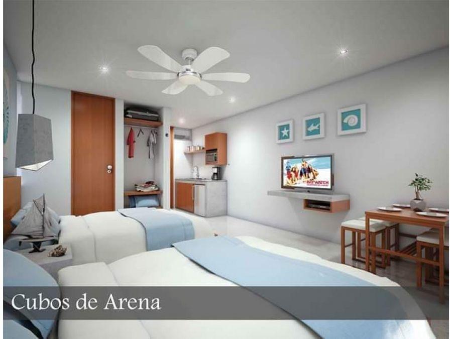 hotel cubos de arena merida yucatan
