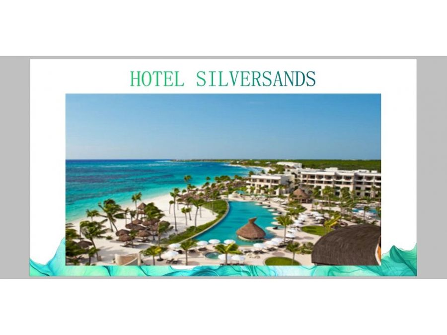 hotel secrets silverlands riviera cancun