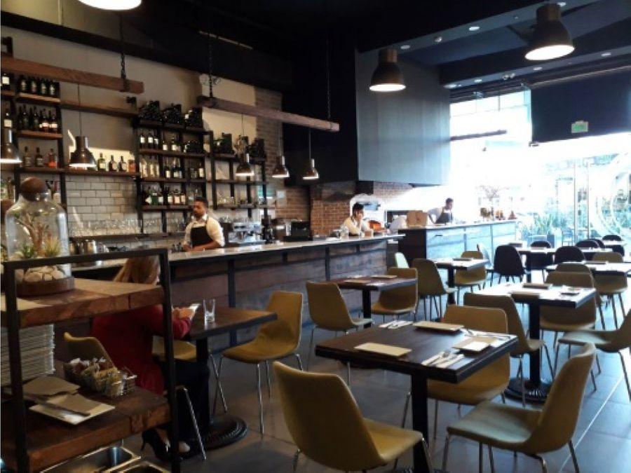 restaurant en venta en via brasil vl