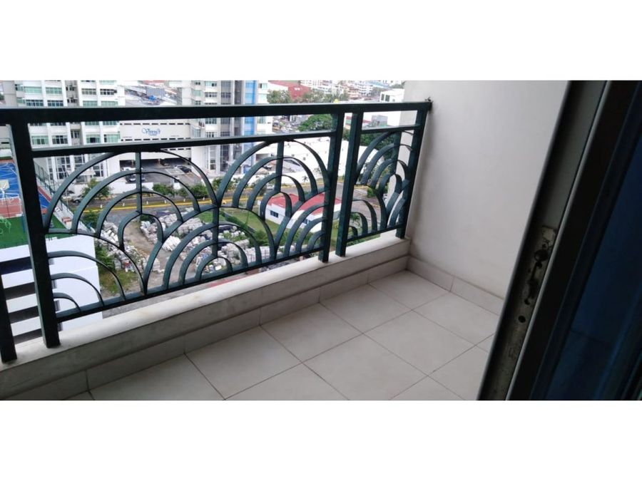 alquilo apartamento amoblado en belview tower