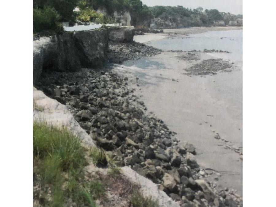 terreno vista mar marina san carlos cf