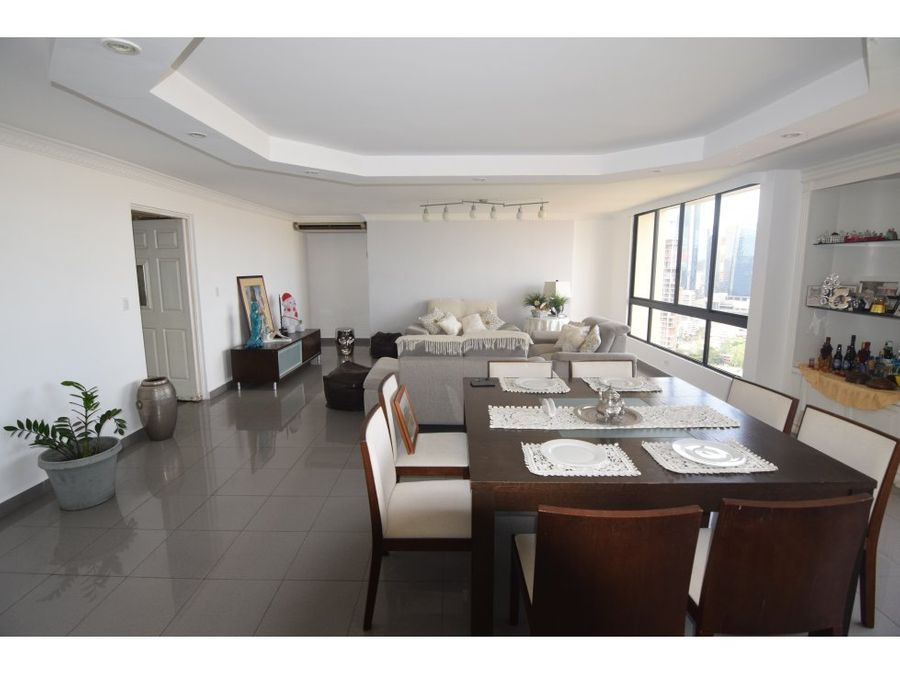 venta apartamento penthouse paitilla fa