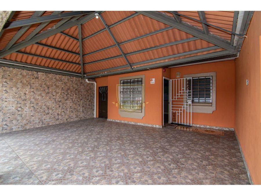 casa en venta buena vista tocumen anabel