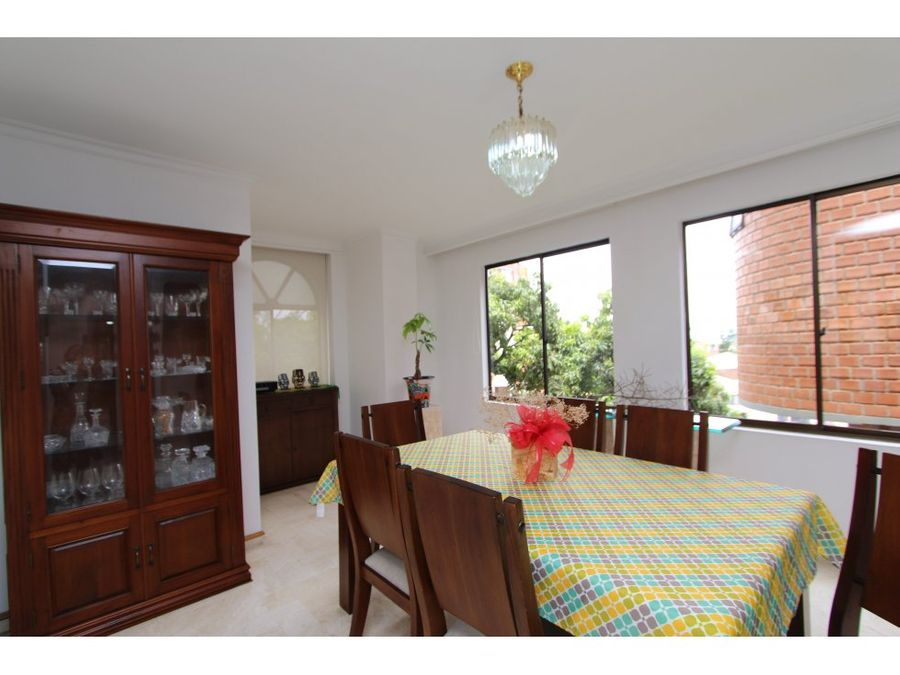 three houses in gated community in el poblado