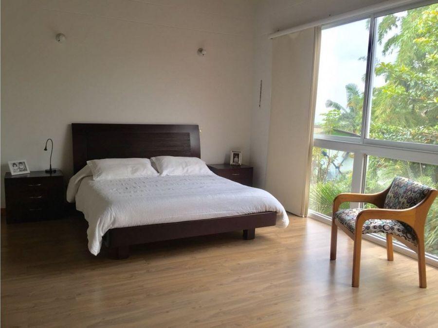 trendy three bedroom house in envigado