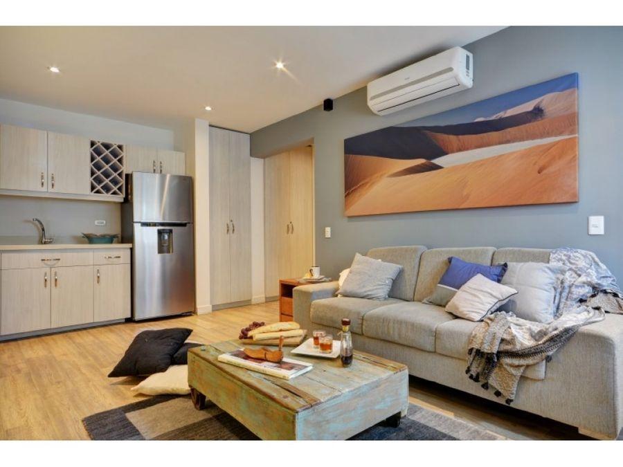 short term seven suites building in el poblado