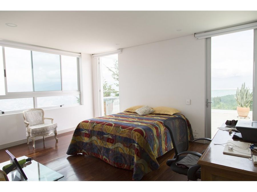 contemporary six bedroom house in el poblado