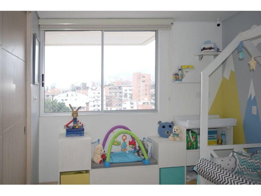 open concept apartment in laureles