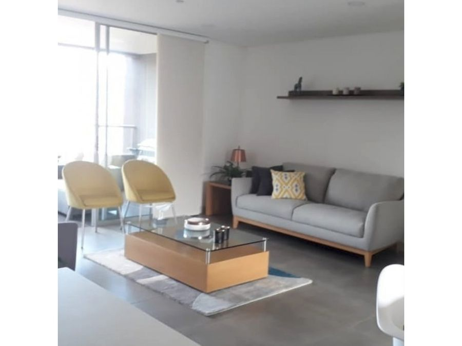 brand new apt w modern design in envigado