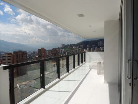 exclusive penthouse w jacuzzi in el poblado
