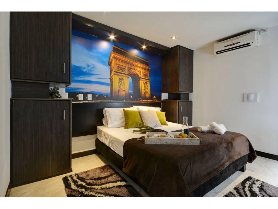 short term five suites building in el poblado