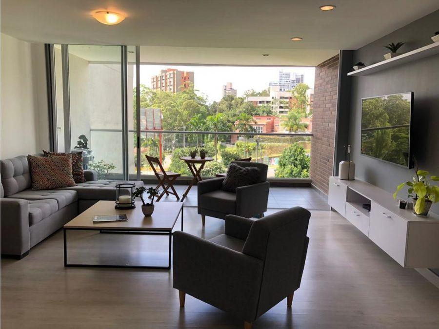 open concept apt w full amenities in envigado