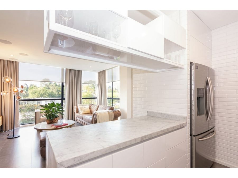 spectacular fully furnished apt w terrace and gorgeous green view